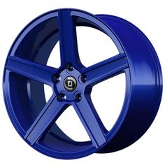 20 inch Diewe Cavo 5x120.65 BLUE 5 stud BMW Land Rover VW alloy wheels