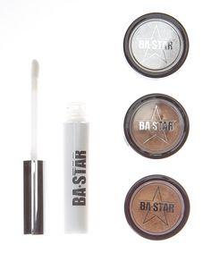 Love this Bronze, Chocolate & Diamond Star Eyeshadow Set by BA STAR on #zulily! #zulilyfinds