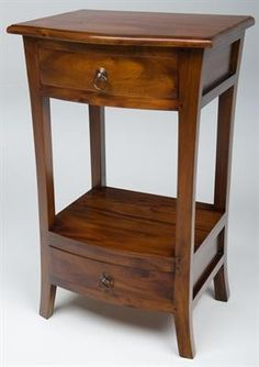 Pacific Two Drawer Telephone Table from Queenstreet Carpets & Furnishings