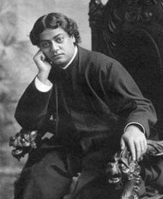 """""""In man and God; In ghosts, wraiths, spirits, and so forth; In Devas, beasts, birds, insects, and in worms; This Prema (God's love) dwells in the heart of them all."""" – Swami Vivekananda explaining how all living beings arise from One Consciousness called God, whose very nature is Ananda i.e. bliss or love. Thus love lies at the core of all."""