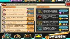 AstroWings 2 Legend of Heroes Hack, Unlimited Coins Gems -