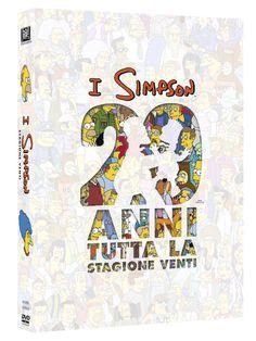 I Simpson - Stagione 20 (cofanetto da 4 dvd).