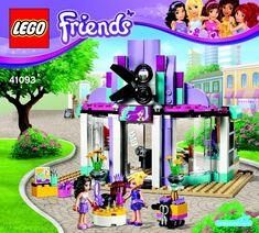 Friends - Heartlake Hair Salon [Lego 41093]