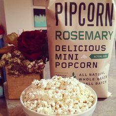 Pipcorn: Delicious Mini Popcorn