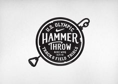 Nike Olympic Hammer Throw - CommonerInc