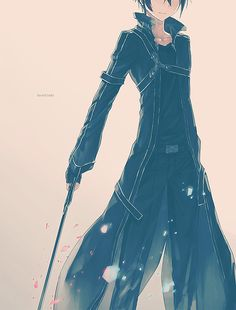 Tried to resist, but couldn't help pinning Kirito. SAO