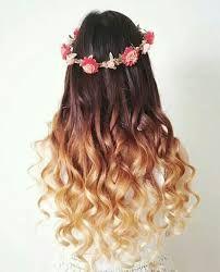 Resultado de imagen para degradado de cabello de colores