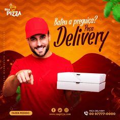 Food Poster Design, Graphic Design Tools, Graphic Design Posters, Tool Design, Pizza Frita, Pizza Logo, Evolution Soccer, Social Media Design, Banner Design