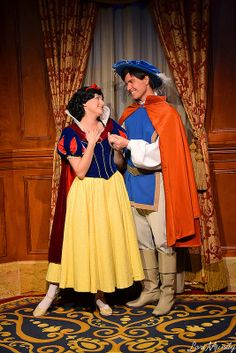 Snow White and The Prince