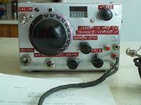 "Yardley's ""Jason"" 20 meter QRP transceiver."