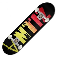 Board complète ANTIZ Dried Out black yellow nose 8.15 pouces 89,00 € #skate #skateboard #skateboarding #streetshop #skateshop @playskateshop