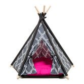 Found it at Temple & Webster - Grey Pet Teepee Tent