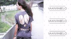 DIY: Camiseta de Caveira  ^^ | Por Vaan Rabelo
