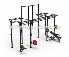 Source squat power rack /crossfit rack/crossfit rig/squat racks/gym racks/gym equipment on m.alibaba.com