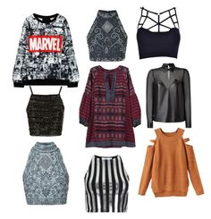 """""""Shopping"""" by ludhayllon on Polyvore featuring Topshop, Bundy & Webster and ld"""