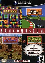 Namco Museum Cleaned and Tested! (Sony PlayStation 2 disc only Playstation 2, Playstation Consoles, Pac Man, Nintendo, Aliens, Namco Museum, Hidden Games, Gamecube Games, Modern Games
