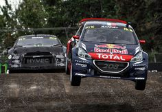 Davy Jeanney Peugeot, Rally Car, Wrx, Cars Motorcycles, Red Sea, Vehicles, Canada, Sports, Rally