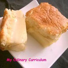 Gâteau magique 3 couches avec une seule pâte : un fond flan, une crème, et une génoise à la texture du soufflé