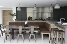 Manhattan - Mowlem & Co Bespoke and Handmade Kitchens