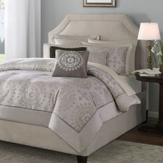 I pinned this Seychelles Comforter Set from the Cozy Collection event at Joss and Main!