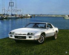 1982 Chevrolet Camaro Berlinetta Coupe