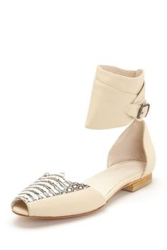 Plomo Georgina Ankle Strap Sandal