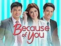 Because Of You - April 07 2016 Replay