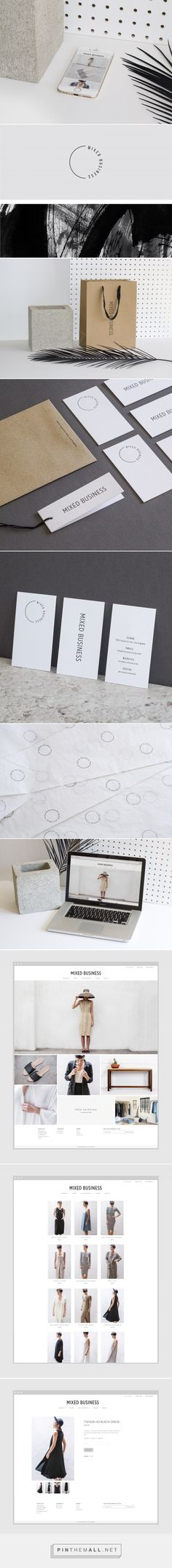 Mixed Business Branding by Kati Forner | Fivestar Branding – Design and Branding Agency & Inspiration Gallery