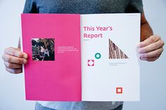 Oman's Sustainability Report on Behance
