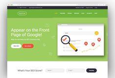 SEOHub - A Colorful SEO & Marketing WordPress Theme