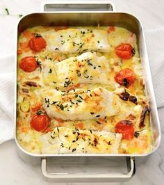 Salmon Recipes 67979 Baked Cod Fillets Ingredients and recipe explained by one of the best Star Chef to make delicious dishes from the Regions of France - Recipe from: Baked Cod Fillets Salmon Recipe Pan, Seared Salmon Recipes, Healthy Salmon Recipes, Diabetic Recipes, Shrimp Recipes For Dinner, Shrimp Recipes Easy, Fish Recipes, Cod Fillet Recipes, Healthy Salmon Cakes