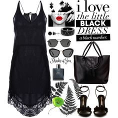 How To Wear black dres Outfit Idea 2017 - Fashion Trends Ready To Wear For Plus Size, Curvy Women Over 20, 30, 40, 50