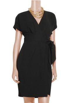 Diane von Furstenberg's Wrapped Dress