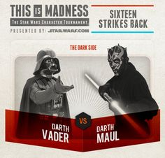 This is Madness battle of the Dark Side