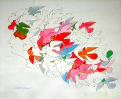 Milton Glaser is one of the pre-eminent graphic designers and illustrators of the mid and late 20th century, honored with numerous awards throughout his career.