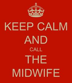 …Happy National Midwifery Week…i pick this image because my antie called the midwife fo help
