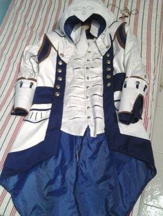 connor kenway costume pattern - Google Search
