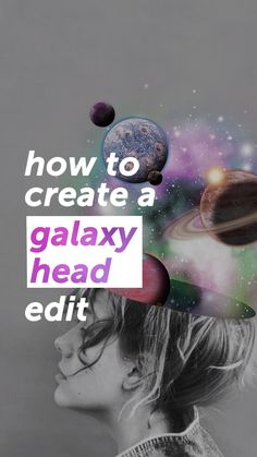 It doesn't take a rocket scientist (or a creative genius) to make a supernatural galaxy edit! With PicsArt all it takes is a few taps on your phone Applis Photo, Photo Tips, Vsco Photography, Photoshop Photography, Landscape Photography, Ipad Kunst, Video Editing Apps, Instagram Editing Apps, Picsart Tutorial