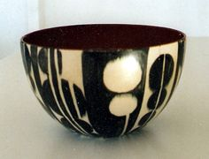 Sylvia Heyden, Bauhaus ceramic bowl, undated