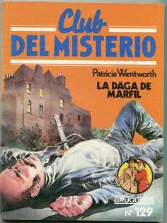 129 - La daga de marfil - Patricia Wentworth