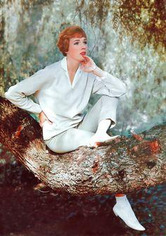 Julie Andrews, Circa 1965.
