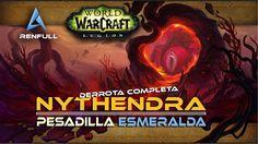 Guía de Nythendra en Normal, Heroico y Mítico   Pesadilla Esmeralda - Wo...