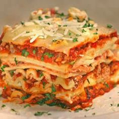 Best Lasagna Recipe - I made this recipe using some tips and tricks and from my experience having worked in an italian restaurant.