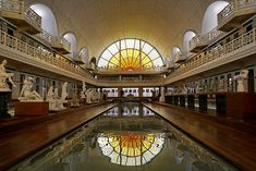 La Piscine - The Swimming Pool that Turned into a Museum. Lille, France