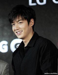 Lee Min Ho   LG 3G event in Beijin 140808