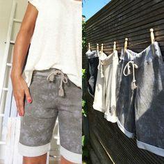 anlukaa glas+faden: Shorts