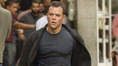 Matt Damon Says New 'Bourne' Inspired by Edward Snowden