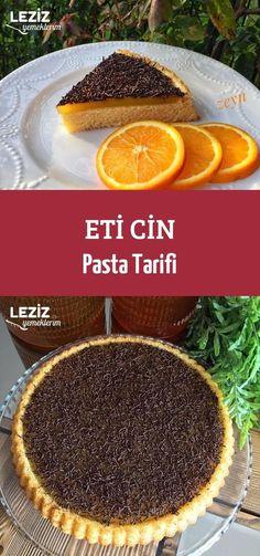 Eti Cin Pasta Tarifi – Meat Gin Pie Recipe – the the Beef Pies, Mince Pies, Pastas Recipes, Meat Recipes, Yummy Recipes, Pasta Cake, Flaky Pastry, Tasty, Yummy Food
