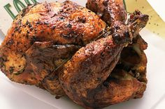 The rotisserie is one of the best ways to extend the versatility of your grill, whether you cook on charcoal or gas. Weber Grill Recipes, Grilling Recipes, Meat Recipes, Cooking Recipes, Rotisserie Chicken Recipe Grill, Grilled Chicken Recipes, Roast Meat Recipe, Bbq Spit, Best Meat