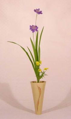 About Ikebana - Shoka